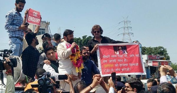 After countrywide outrage against its support for Kathua accused, BJP is on the back foot in Jammu