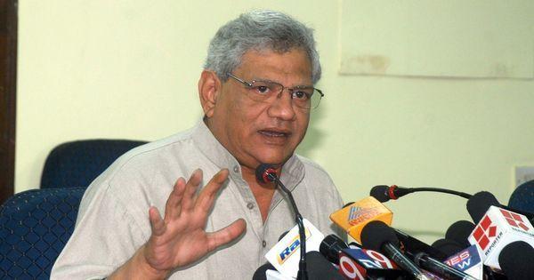 Sitaram Yechury re-elected CPI(M) general secretary