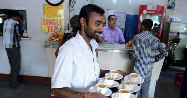 Investors are pouring money into India's trendy new tea cafes