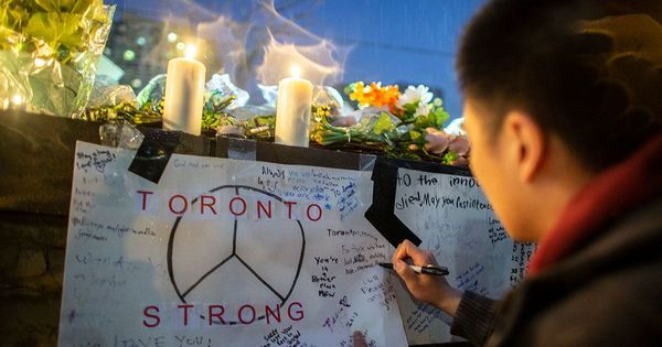 The 'involuntary celibacy' subculture and the dark possible motive of the Toronto van attacker