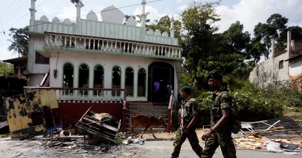 Why the peaceful religion of Buddhism has grown violent in Sri Lanka (and Myanmar)
