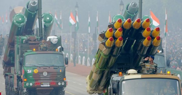 India's military expenditure fifth largest in the world in 2017: Report