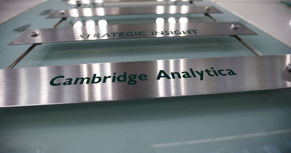 British firm Cambridge Analytica shuts down citing losses after Facebook data breach scandal