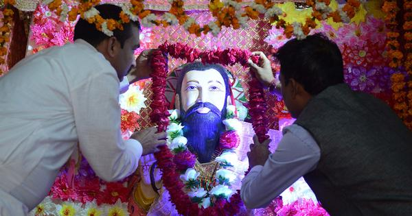 Why doesn't India eulogise Sant Ravidas the way it worships Kabir or Valmiki?
