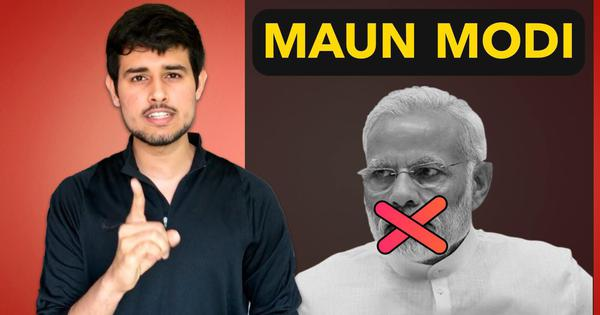 Meet Dhruv Rathee, the 23-year-old YouTuber whose videos are infuriating Modi's admirers