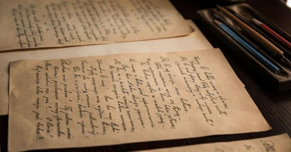 We love their books but these letters between writers and editors showcase a dying art form