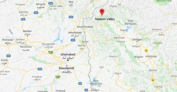 At least six people drown as footbridge collapses in Neelum Valley in PoK