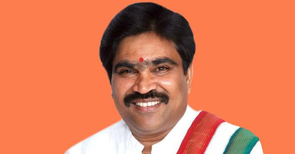 New legislator R Shankar's ever shifting loyalty adds a comic subplot to Karnataka's political drama