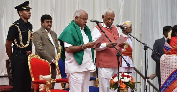 Explained: BS Yeddyurappa has been sworn in as Karnataka's chief minister. What happens next?