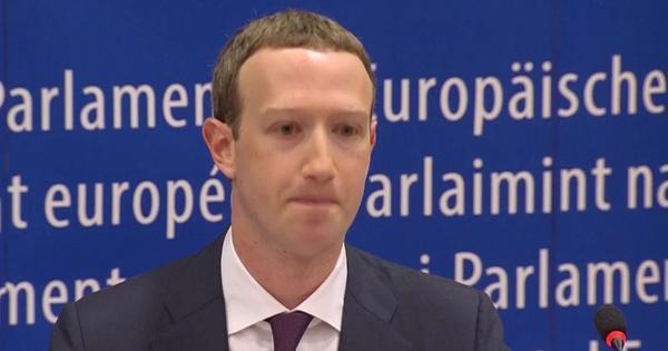 Mark Zuckerberg apologises to European Parliament for data breach, fake news on Facebook