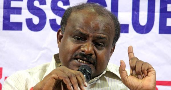 Karnataka: JD(S) and Congress facing 'some issues' over portfolio allocation, says HD Kumaraswamy