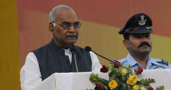 President  Ram Nath Kovind approves ordinance to treat home buyers as financial creditors