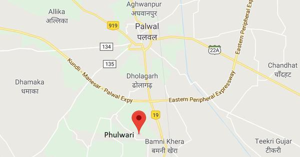 Haryana: 10 Dalit families flee village in Palwal area after dispute with Gujjars, says report