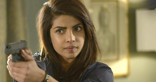 Actor Priyanka Chopra apologises for 'offensive' episode on 'Quantico' after facing online outrage