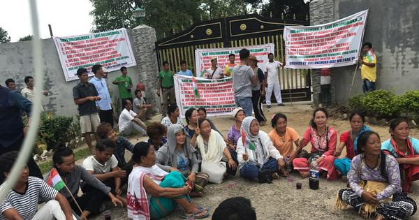 Living in fear: Arunachal Pradesh villagers want an Indian Air Force base to be moved