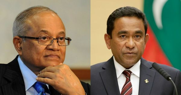 India expresses 'deep dismay' over Maldivian court's decision to imprison former president, judges