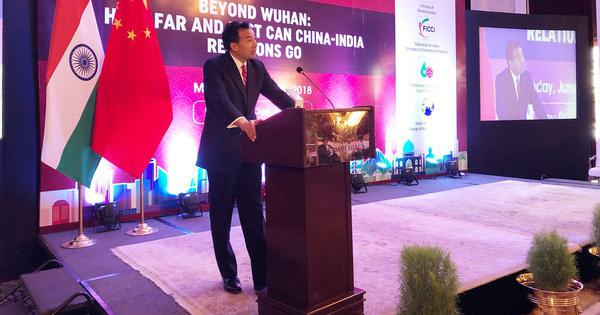 Chinese envoy pitches for India, China and Pakistan trilateral summit
