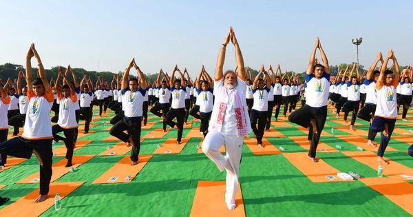 'From Dehradun to Dublin, there's only yoga': Modi kicks off International Yoga Day in Uttarakhand
