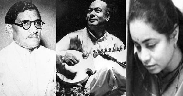 Lankadahan Saarang: Listen to Vilayat Hussein Khan and other maestros perform the afternoon raag