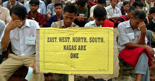 Nagaland: Dialogue must include talks on integration of all Naga-inhabited areas, says rebel group