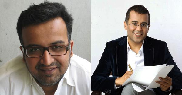 'Chattu' and I: How Chetan Bhagat and I both started our (polar opposite) literary journeys from IIT