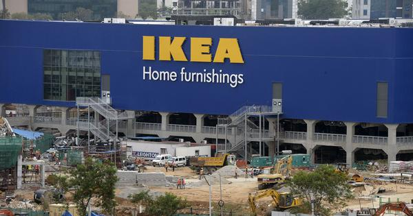 For its first store in India, IKEA is tailoring its offerings to local tastes