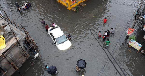 Tamil Nadu: December 2015 Chennai floods were a man-made disaster, says CAG