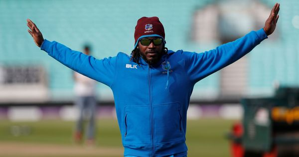 Watch: Chris Gayle takes spellbinding catch at first slip for Vancouver Knights