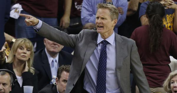 After leading Golden State Warriors to three NBA Finals crowns, Steve Kerr gets contract extension
