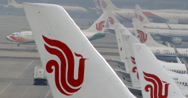 Beijing-bound Air China flight returns to Paris over 'terror threat'
