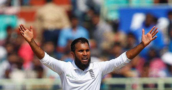 'His opinions do not matter': Rashid hits back at Vaughan after drama over Test selection