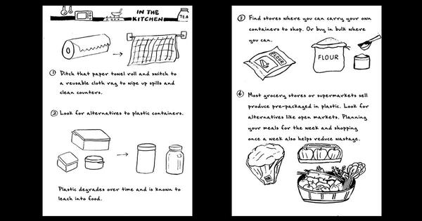 Trash talk: An illustrator wants Indians to live waste-free and heal the world