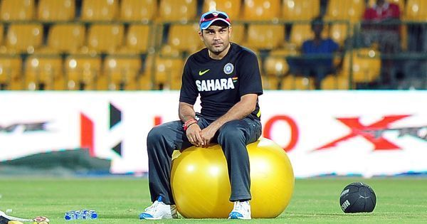 I only joined Nada panel because Sports Minister Rathore asked me to, says Virender Sehwag