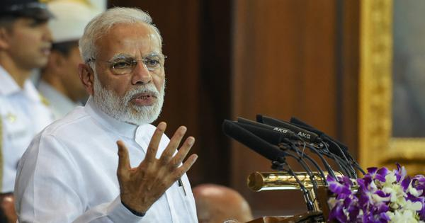 'Country, not government, loses the most due to parliamentary disruptions,' says Narendra Modi