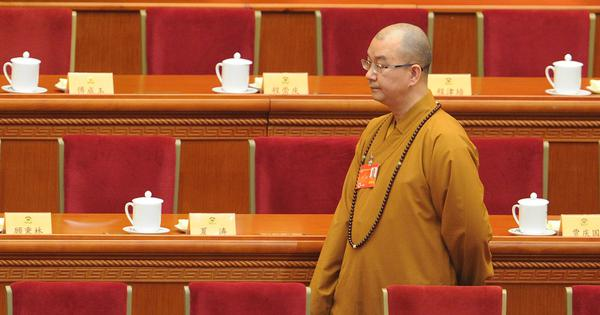 China: Top-ranking monk at Beijing monastery accused of forcing nuns into sex