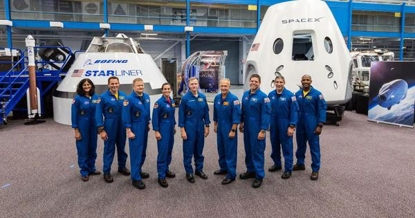 Sunita Williams among 9 astronauts for NASA's new private space flight programme