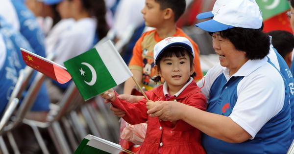 Between heritage and home: Chinese-origin Pakistanis negotiate the recent growth of Sino-Pak ties