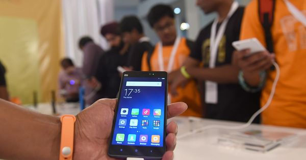 Indian companies are losing out to Chinese brands in the country's smartphone race