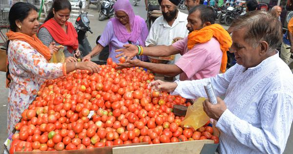 Retail inflation eased to 4.17% in July