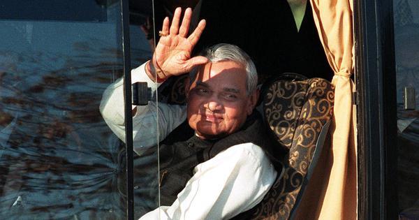 Atal Bihari Vajpayee (1924-2018): A poet among bigots