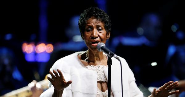 'Queen of soul' Aretha Franklin dead at 76