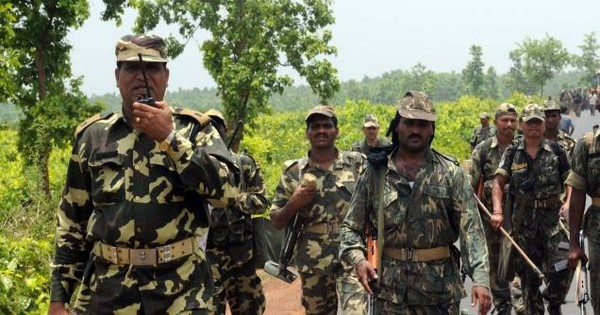 Centre withdraws more than 7,000 CRPF troops from four states, says report