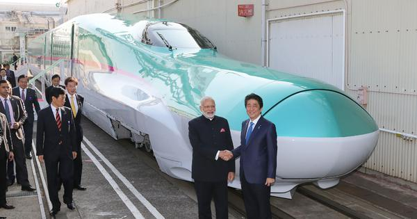 Bullet train project violates Japanese investor's guidelines, claim Gujarat environment activists
