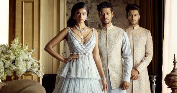 Haute action: From Vogue to mall stores, everyone wants a piece of India's wedding fashion market