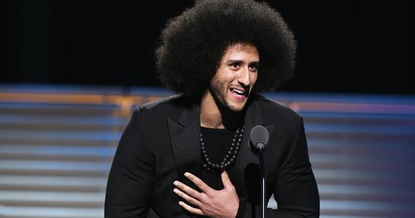 'Take a Knee' protester Colin Kaepernick part of new Nike campaign