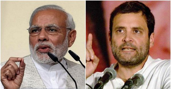 2019 polls: As Congress woos upper castes, BJP walks a tightrope to keep its core base happy