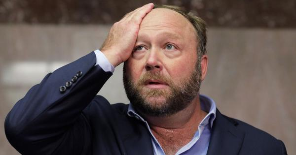 Twitter permanently bans accounts of American conspiracy theorist Alex Jones for abusive behaviour