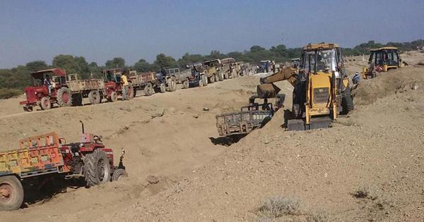 Madhya Pradesh: Sand mafia has killed forest ranger in Morena district, say police