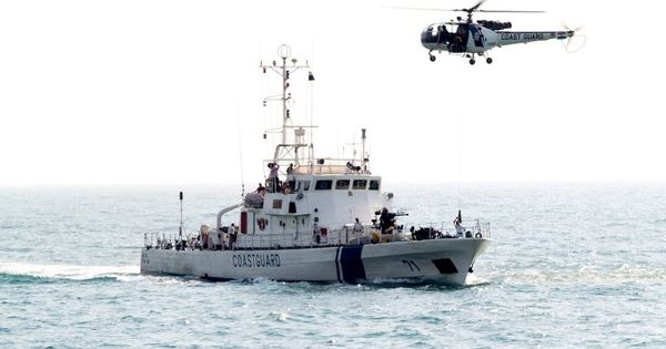 No subsidised alcohol for overweight Coast Guard personnel in north west region, says commander