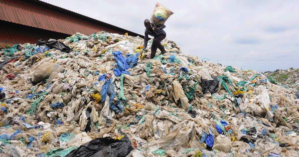To tackle India's growing waste problem, some companies are changing the way they package products